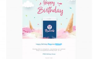 Cara Mendapatkan Free Birthday Gift di Australia