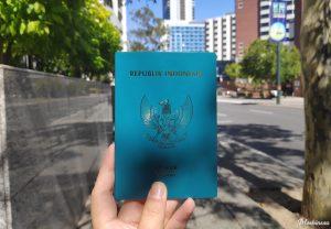 Perpanjang Passport Indonesia di Australia
